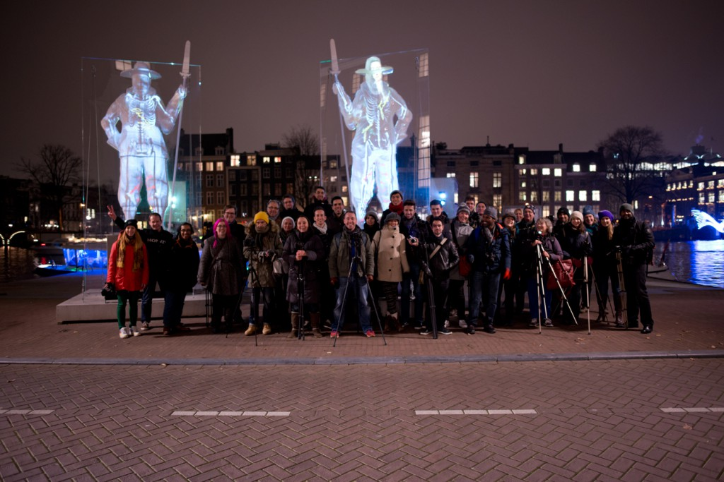 Photowalk-Amsterdam-Light-Festival