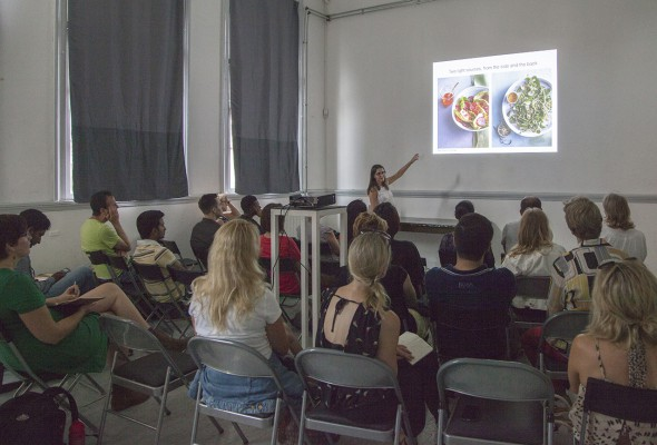 Food Styling Lecture